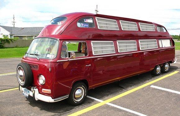 Vw Bay Beetle Limousine