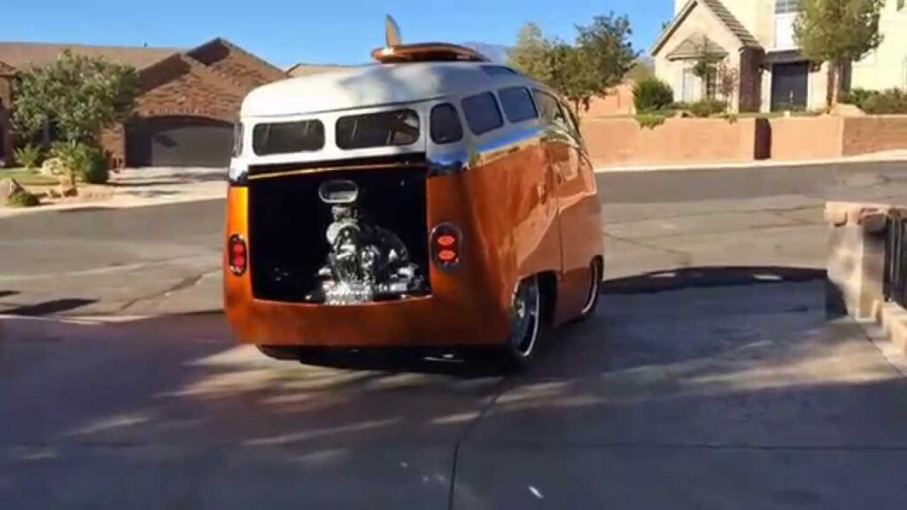 VWSplitscreen Hot Wheels Rear