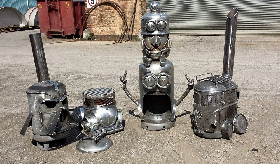 Minion Logburners