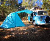 SheltaPod Campervan Awnings