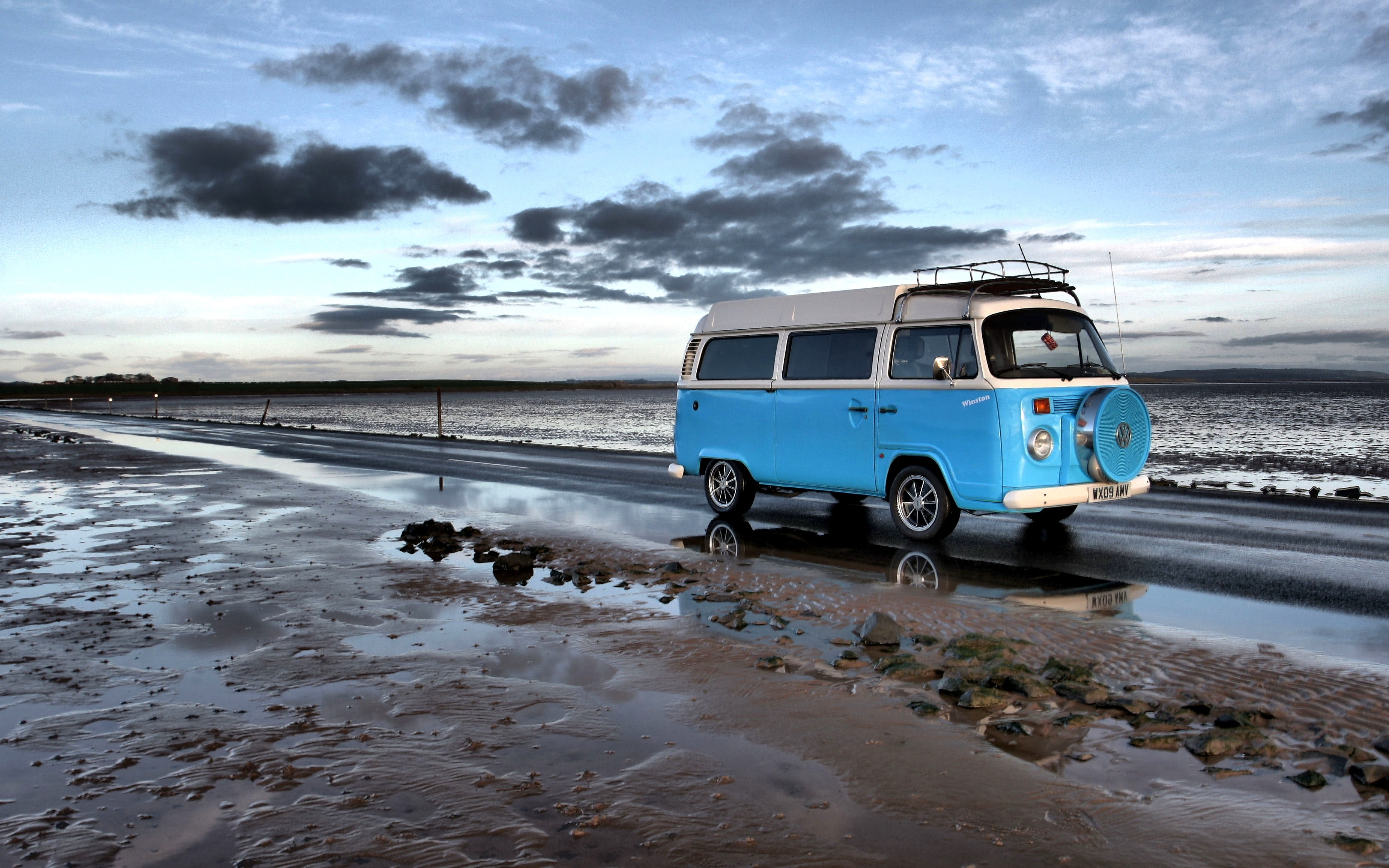 vw campervan hire UK