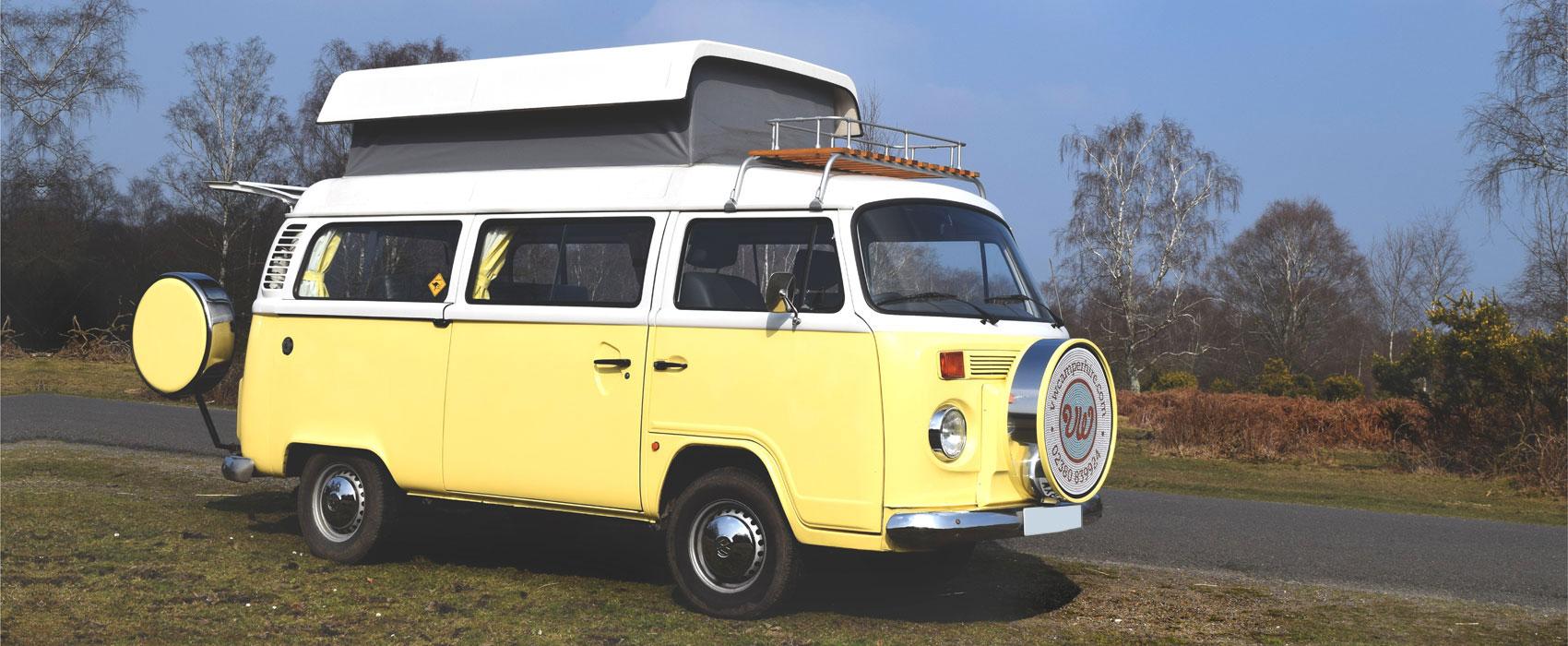 Daisy campervan