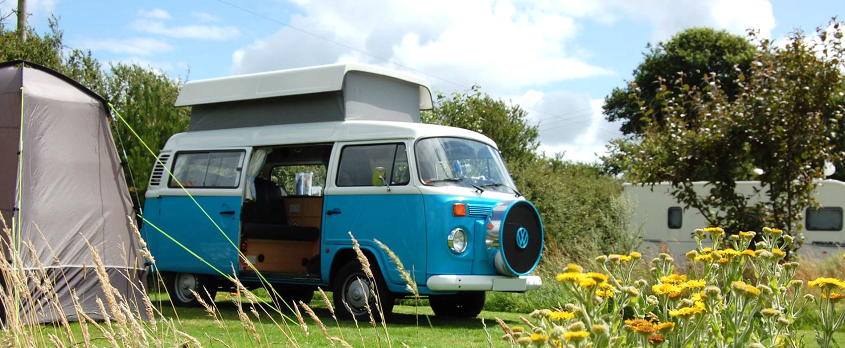 Book Your VW Campervan Dorset Experience