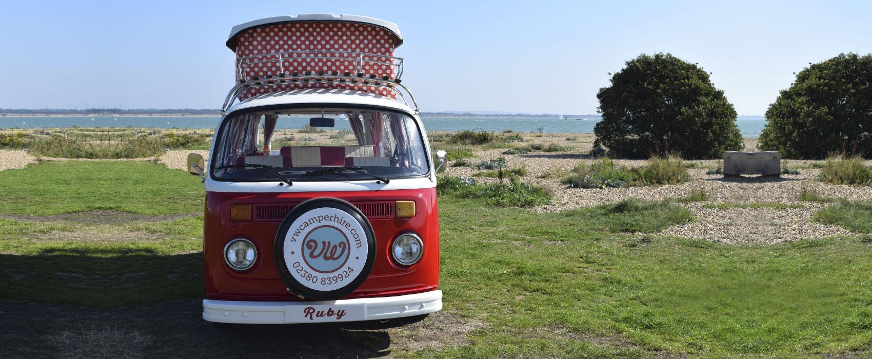 Meet Ruby - The Complete Glampervan