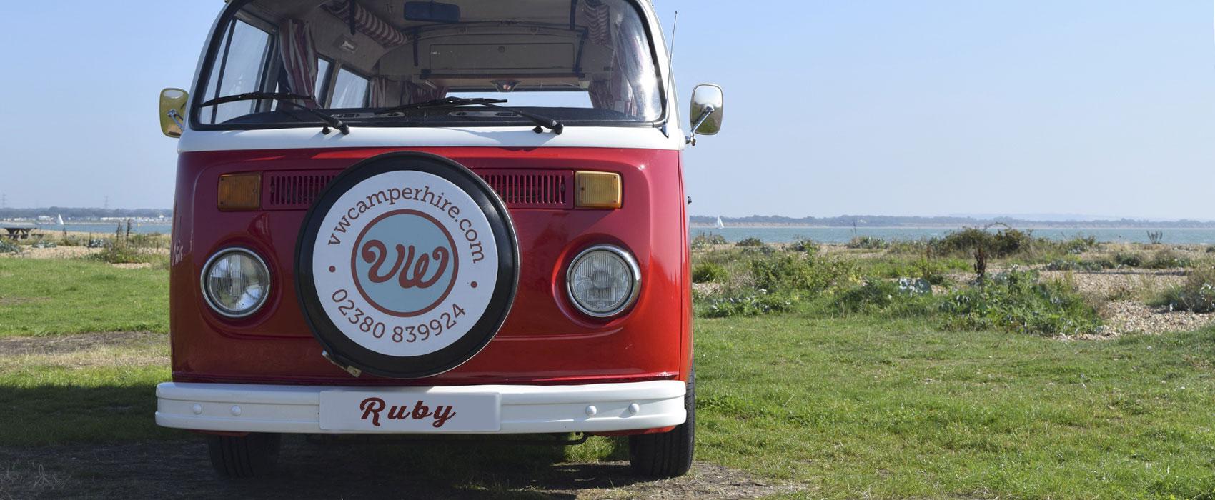 Ruby Campervan