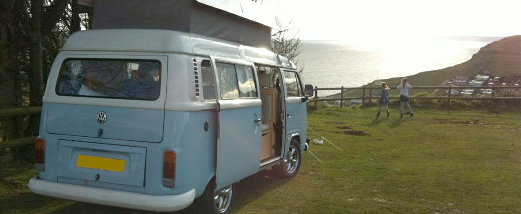 Reginald campervan
