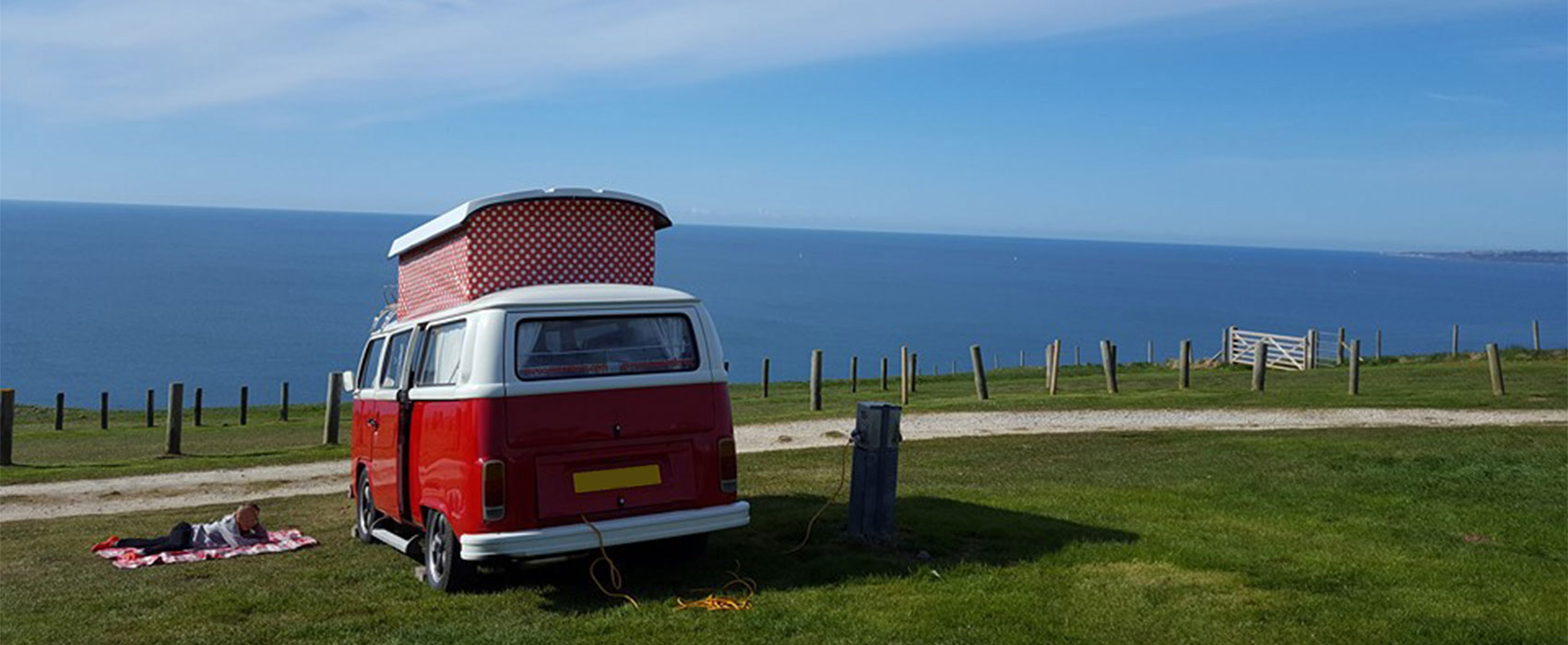 Weekend campervan hire