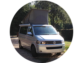 New forest campervan hire
