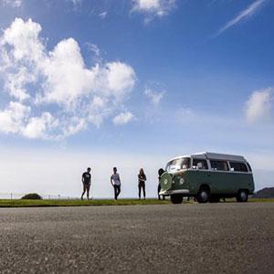 New Forest Campervan Road Trip