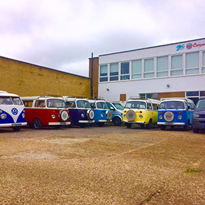 About VW Camper Hire