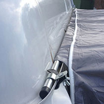 Driveaway Awning Picture 4