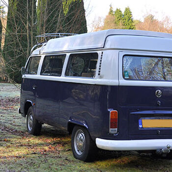 23 vw campervan