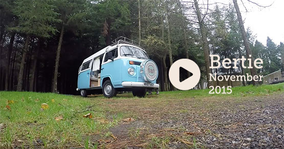watch a VW Camper Hire road trip