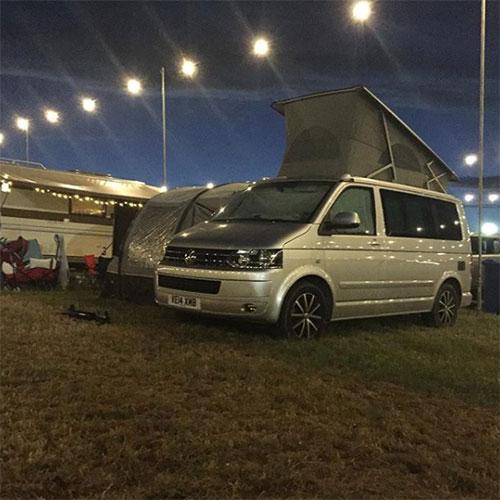VW Camper Hire | VW Campervan Hire UK | Southampton Hire